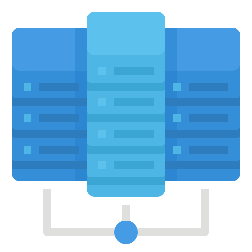 A Self-hosted or Cloud-hosted server to ensure your data is secure and easily recoverable